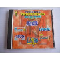 Tesoros Tropicales Andinos Vol 1 Cd 1998 Andikiru Askis Kery