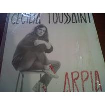Cecilia Toussaint.- Arpia.- Vinil Mexico 1987