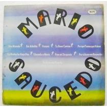 Mario Saucedo 1 Disco Lp Vinil