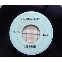 Rock Mex, Los Monjes Con Guadalupe Trigo, Sencillo 7´,