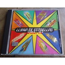Lluvia De Estrellas Vol Iv Cd Angeles Azules,llayras,carabo