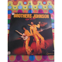 Brothers Johnson Lp Right On Time 1977. Con Incer.