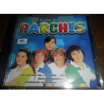 Parchis 20 Exitos Originales Cd Mexico Rarisimo D Coleccion