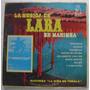 Marimba La Niña De Tonalá / Musica De Lara 1 Disco Lp Vinilo