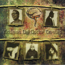 Cd Victimas Del Dr. Cerebro Noche Lluviosa Rarisimo De 1995