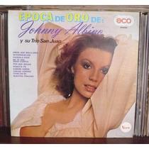 Disco Lp Epoca De Oro De Johnny Albino Acetato Vinilo