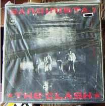 Punk , The Clash, Sandinista, Caja C/3 Lp´s De 12´, Mdn