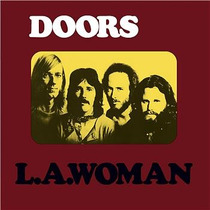 The Doors La Woman 2 Cd´s Nuevos