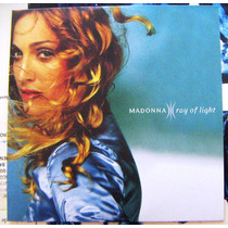 Cd Madonna, Ray Of Light, Mdn
