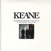Cd Keane Bend & Brake Raro De Mi Coleccion Para Fans