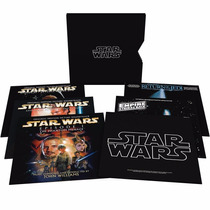 Star Wars The Ultimate Collection / Soundtrack / 11 Vinil Lp