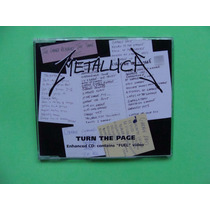 Metallica - Turn The Page, Ltd. Ed.- (cd, 1997, Alemania)
