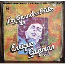 Enrique Guzman Lp Los Grandes Exitos Vol 3