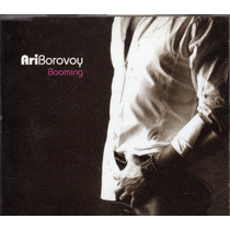 Cd Ari Borovoy Booming Con Video Entrevista Para Fans Ov7