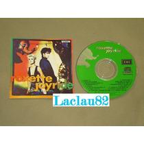 Roxette Joyride 1991 Emi Cd Hecho En Mexico