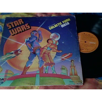 Disco Lp De Acetato Meco, Star Wars And Other Galactic Funk
