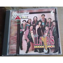 Los Llayras Manantial De Amor Cd 1a Ed 1998 Discos Disa Fdp