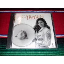 Carmen Jara - Cd / Con Sentimiento Jara - Unica Edición