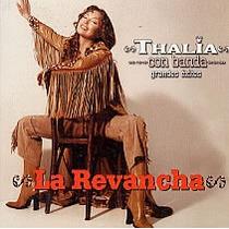 Cd Thalia La Revancha Con Banda Muy Raro De Coleccion Fans