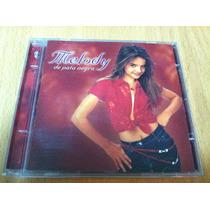 Melody, Pata De Perro, Cd Album Muy Raro Del Año 2001