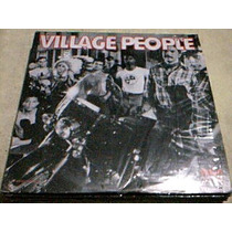 Disco Lp Village People - San Francisco - In Hollywood - Usa