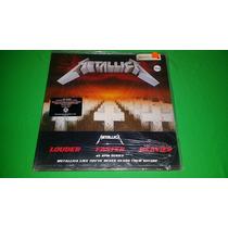 Vinyl Metallica - Master Of Puppets / Motorhead Megadeath
