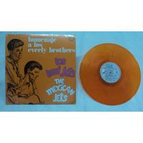 Loud Jets Homenaje A Los Everly Brothers Lp Vinil De Color