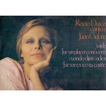 Lp Rocio Durcal Canta A Juan Gabriel 1977