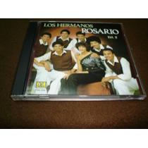 Los Hermanos Rosario - Cd Album - Vol. 2 Bim