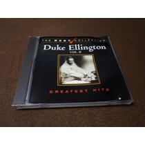 Duke Ellington - Cd Album - Greatest Hits Vol. Ii Dmm
