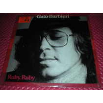 Jazz Latino Gato Barbieri Ruby Ruby Lp Usa Vinil Acetato