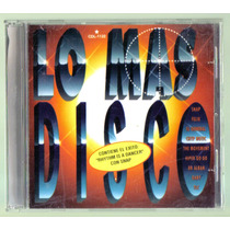Lo Mas Disco Volumen 3 Cd Unica Ed 1992 Sonopress Dmm
