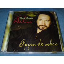 Marco Antonio Solis, Razon De Sobra, Cd + Dvd.