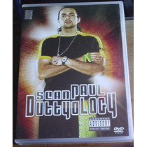 Sean Paul Duttyology Dvd Raro C/videos, Detras De Escenas