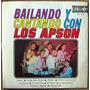 Rock Mexicano, Los Apson, Bailando Y Cantando, Lp 12´, Dmm