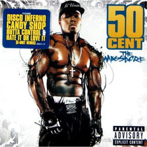 50 Cent The Massacre Cd Usado En Buenas Condiciones Nacional