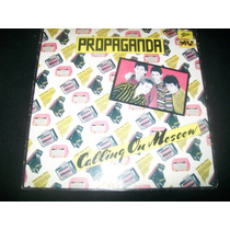 Propaganda - Calling On Moscow Lp 10 Promo New Wave Vbf
