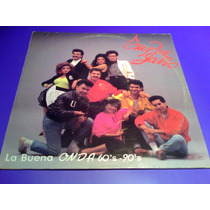 Disco Lp Grupo Super Gallo La Buena Onda 60s 90s