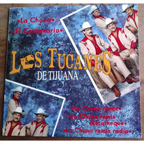 Tucanes De Tijuana La Chona Cd Promo Single Remixes Fdp