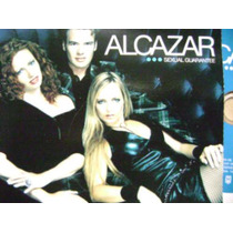 Alcazar - Sexual Guarantee - Cd Maxi Importado--