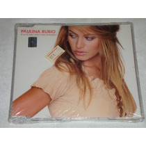 Paulina Rubio - Si Tu Te Vas/dont Say Goodbye Remix Cd Promo