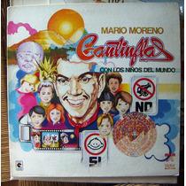 Humorista, Mario Moreno Cantinflas, Lp 12´, Fdp