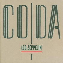 Led Zeppelin - Coda Cd Rock Import Fdp