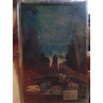Kct Las Tortugas Ninja 1990 Soundtrack 100% Nuevo Y Sellado
