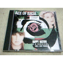 Cd Ace Of Base - Happy Nation -u.s. Version Inc.4 New Tracks