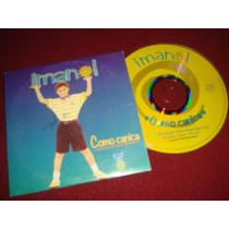 Imanol Landeta Cd Single Como Canica No Fey Thalia