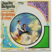 Chucho Delgado Piano Con Ritmos 1 Disco Lp Vinil