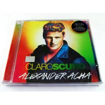 Alexander Acha / Claro Oscuro Cd Nuevo Sellado Warner 2014