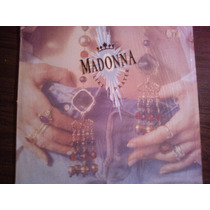 Disco Acetato De Madonna Like A Prayer