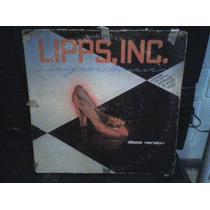Disco De Acetato 33 Rpm Lipps Inc. Designer Music